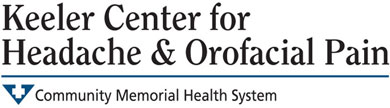 Keeler Center for Headache & Orofacial Pain Logo